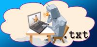 Как создать robots.text